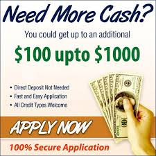bad credit loans that don't require direct deposit